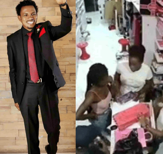 Court dismisses case against Senator Abbo after he was filmed slapping a nursing mother in a sex toy shop