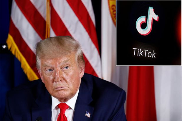 Donald Trump says he will ban TikTok in United States today