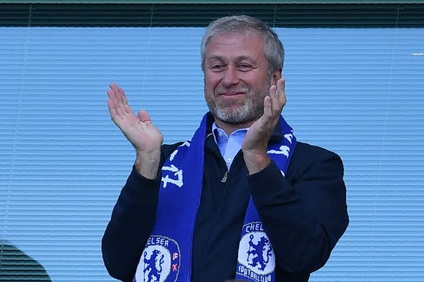 Chelsea owner Roman Abramovich agrees to sell stake in gold mine worth ?1billion