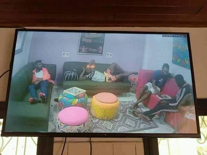 Nigerians mock Cameroonians after photos of their version of Big Brother show surfaced online