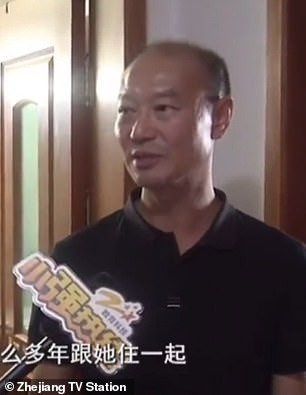 Chinese man is arrested for