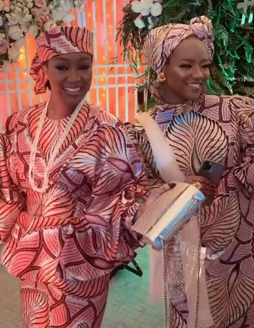 Billionaire daughter, Adama Indimi weds billionaire Kogi prince, Malik Ado-Ibrahim (photos/videos)