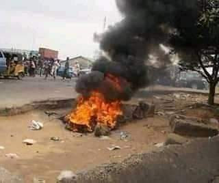 Outrage as two boys are allegedly burnt alive after being accused of stealing mobile phones