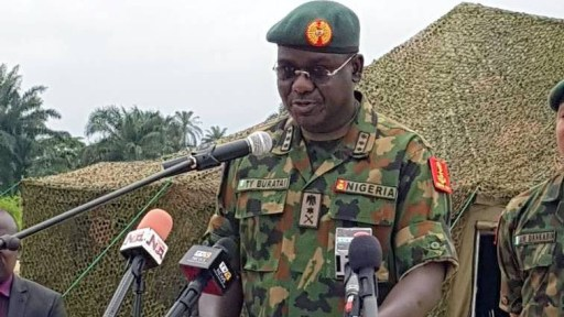We?ve pushed Boko Haram out of North-east, remaining Borno ? Buratai