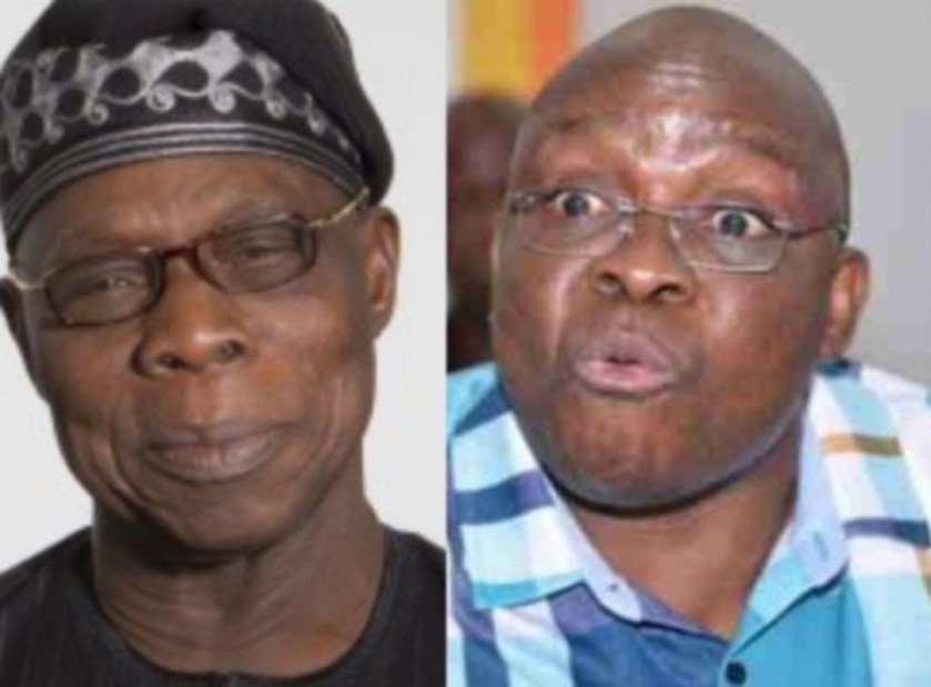 I?ll send Obasanjo back to prison if I become President- ex-gov, Ayo Fayose, says