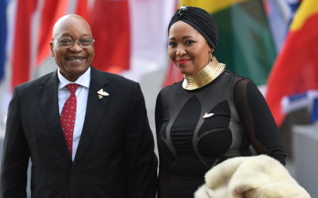 Former South African President, Jacob Zuma sued by third wife over maintenance money