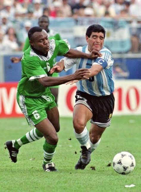 Some Super Eagles players do fetish things and have destroyed a lot of talents - Former Super Eagles defender Chidi Nwanu alleges