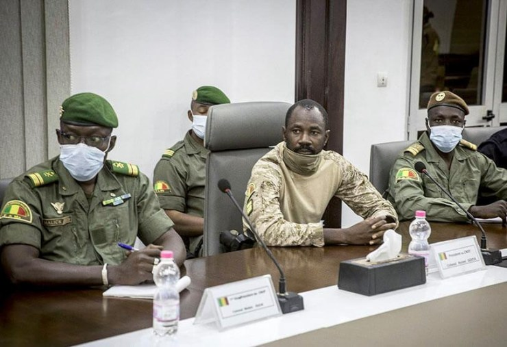 Mali suspended from international Francophone organisation over coup d