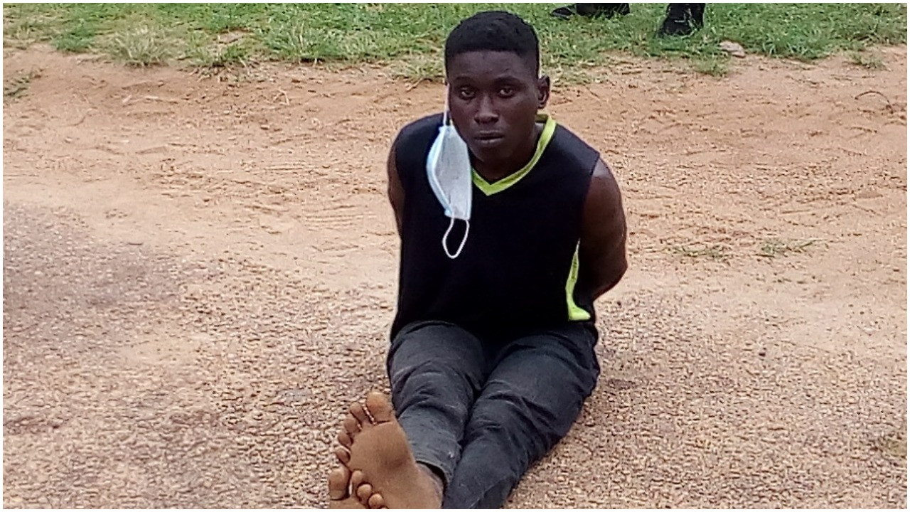 Ibadan serial killer reveals he killed another woman after he escaped from police station
