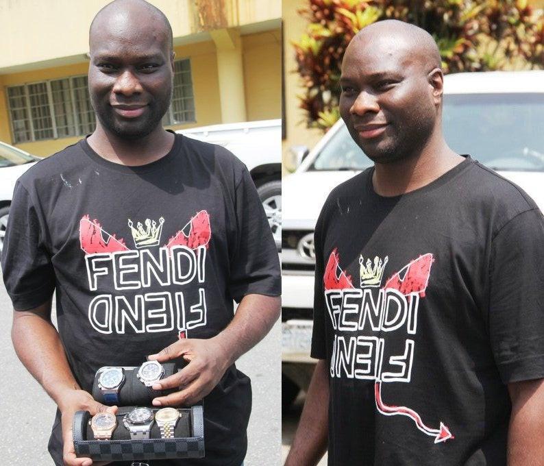 Mompha regains his freedom, drops N5m suit against EFCC