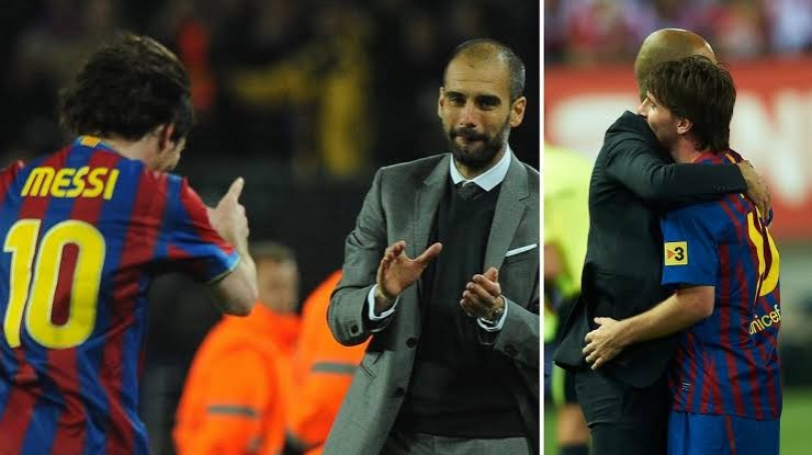 Manchester City now in pole position to sign Lionel Messi if he can navigate his contract with Barcelona