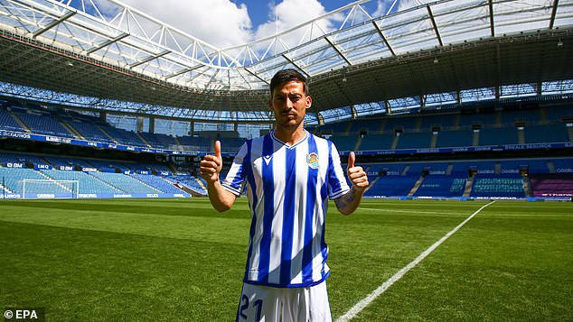 David Silva tests positive for Coronavirus on his first day as a Real Sociedad player after leaving Manchester City?