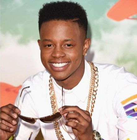 Watch Me Whip rapper, Silento is behind bars after he was arrested for threatening people with a hatchet while trying to find his girlfriend
