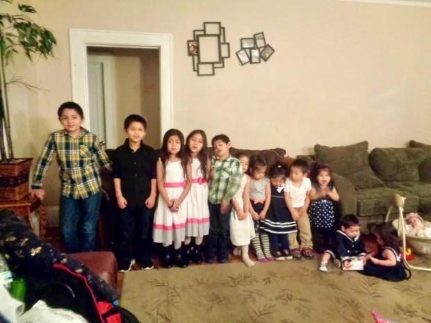 Mother of 15 children reveals she