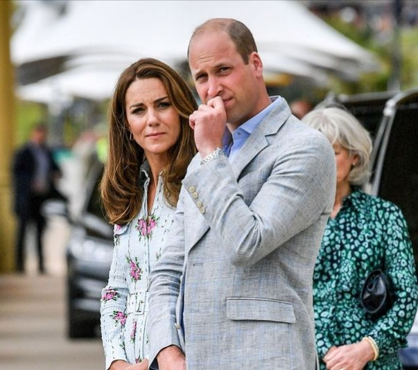 Body found outside Prince William and Kate