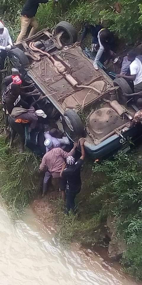 Two ABTU final year students and a prospective Corps member die in auto crash