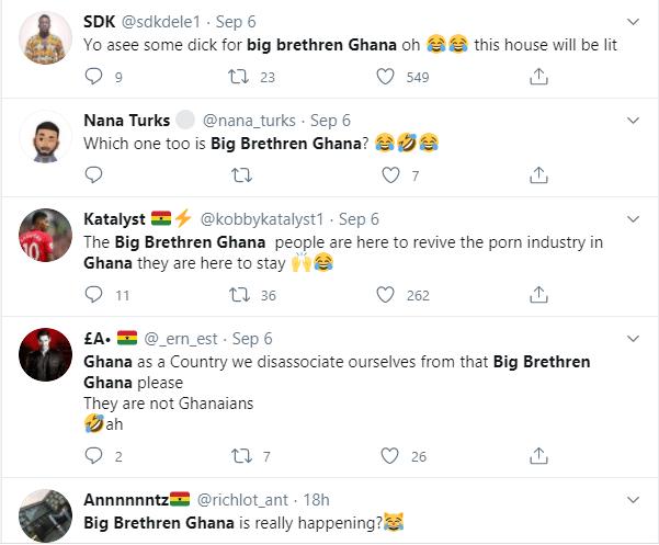 Photos from Big Brethren Ghana, Ghana?s version of Big Brother causes a stir