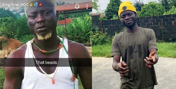 Kingtblakhoc granted bail after being arrested for allegedly shooting porn movie in Osun shrine