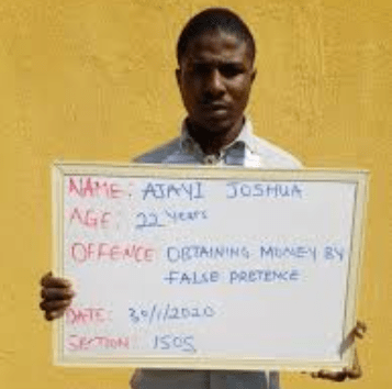 Kwara court sentence man to jail for posing as a lady and using nude pictures to dupe men