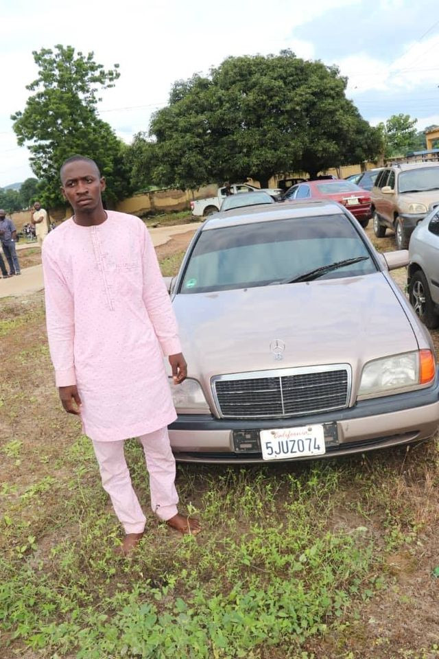Three suspects arrested for armed robbery, fraud, car theft in Niger State