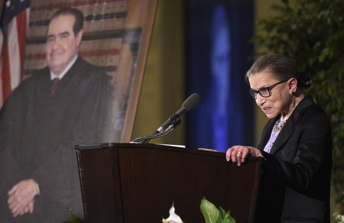 US Justice Ruth Bader Ginsburg, dies aged 87 after year long battle with cancer