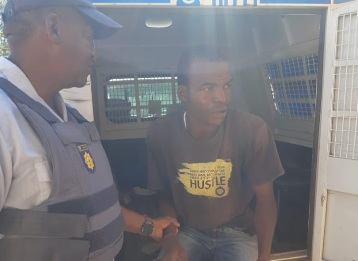 Man sentenced to two life terms for raping and killing 9-year-old girl in South Africa