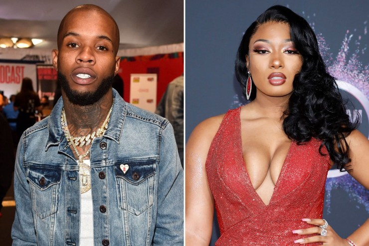 Tory Lanez finally breaks his silence on Megan Thee Stallion shooting