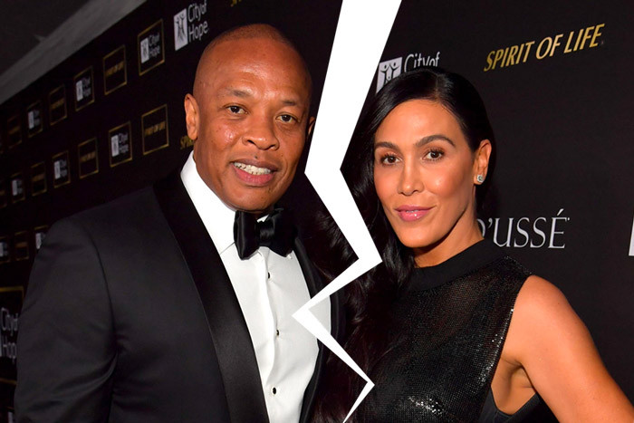 Dr. Dre responds to estranged wife Nicole Young