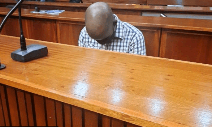 35-year-old South African man gets three life terms for rape, murder of two children aged 3 and 6