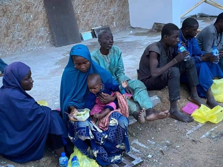 11 kidnapped victims rescued from bandits in Zamfara