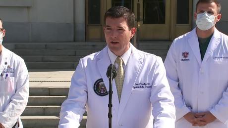 Doctors speak on Donald Trump