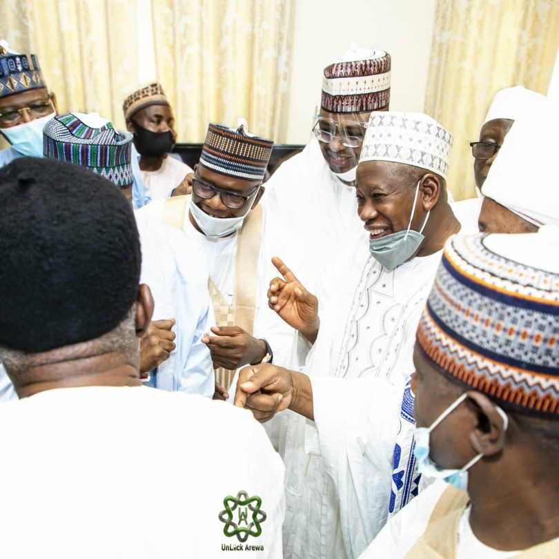 Former Gombe governor, Senator Goje takes beautiful new bride three years after death of his first wife