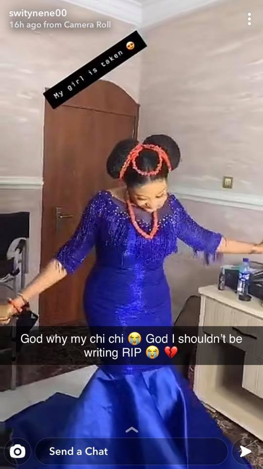 Nigerian lady who was proposed to with 3 luxury rings dies, celebrities point accusing fingers at her friends lindaikejisblog 7