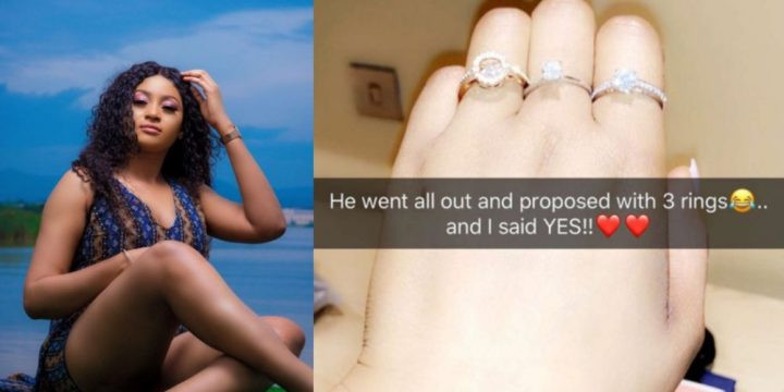 Nigerian lady who was proposed to with 3 luxury rings dies, celebrities point accusing fingers at her friends lindaikejisblog