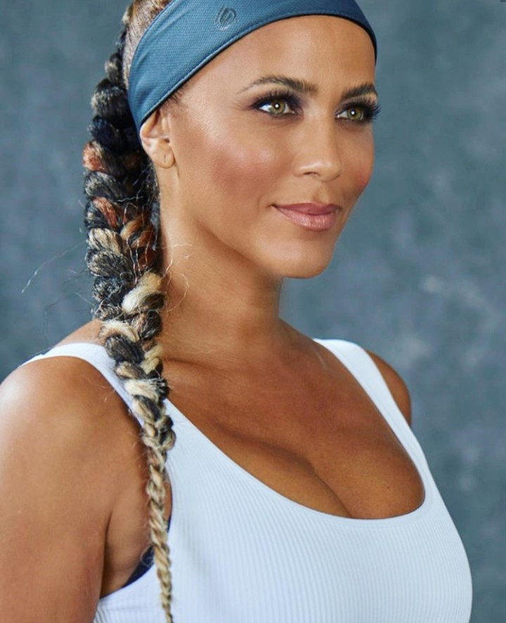 Boris Kodjoe releases sexy photos of his wife Nicole Ari Parker to celebrate her 50th birthday