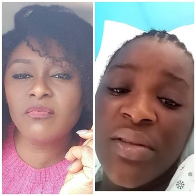 Actress Victoria Inyama expresses doubt about ChaCha Eke Faani's claim that she is Bipolar