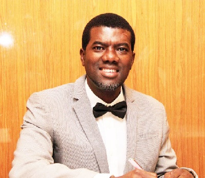 Adult poverty is a choice, I sold rabbits to pay my law school fees - Reno Omokri