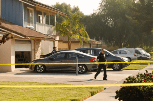 Harrowing 911 call after dad allegedly stabbed his 9-year-old twin daughters to death before killing himself in Placentia, California