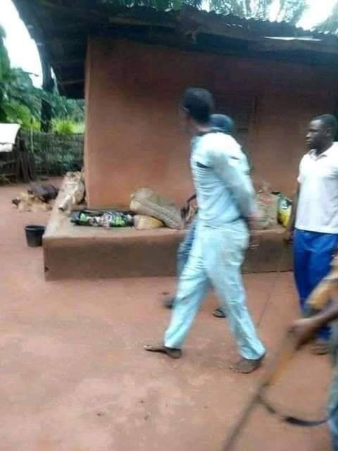 Man allegedly kills his parents in Enugu during misunderstanding