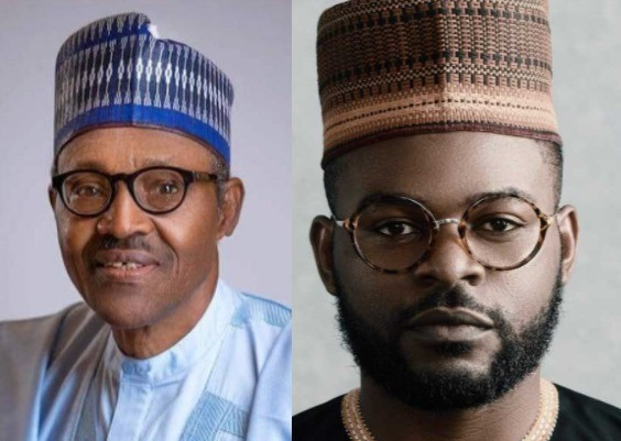 Falz writes letter to President Buhari, seeks reconstitution of the National Human Rights Commissions board