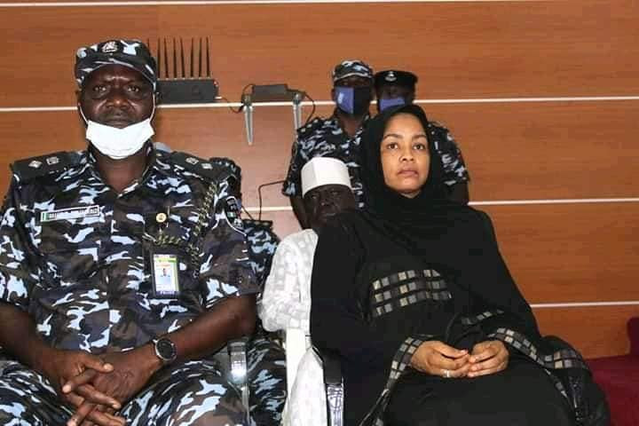 Borno State House of Assembly honours gallant Commander of defunct SARS, CSP Mohammed for fight against Boko Haram