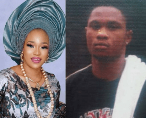 #EndSARS: Actress Mosunmola Oduoye remembers her brother who was allegedly killed by police officers in 2010
