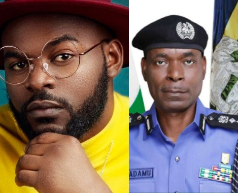 """#EndSARS: """"In any sane society, the Inspector General of Police would have resigned""""-Falz (video)"""