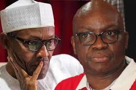 Fayose slams President Buhari over the Lekki gunshot incident