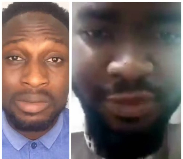 Two Nigerian men dismiss report they were killed in Lekki gunfire incident (Video)