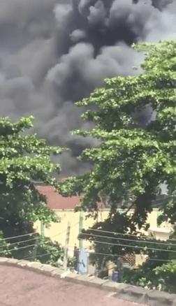 Ikoyi prison in Lagos under attack (videos)
