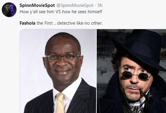 Funny reactions to Fashola's discovery of a secret camera at the Lekki tollgate 5