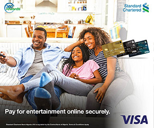 Visa and Standard Chartered partner to promote eCommerce payments in Nigeria