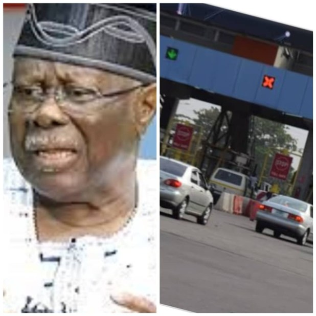 Bode George calls for the permanent dismantling of the two Lekki tollgates (video)