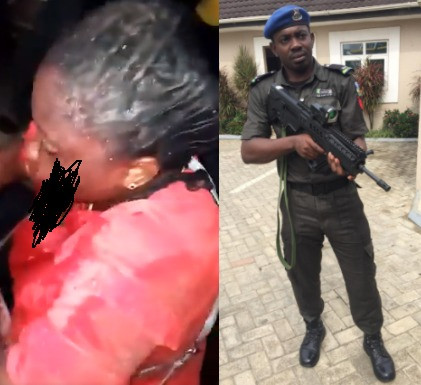 Police officer who shot his girlfriend in the mouth has been arrested, Police officer who shot his girlfriend in the mouth has been arrested, Premium News24
